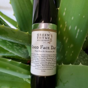 The Rose Face Cream | Green Thyme Workshop